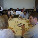 QUEST 2012 - Roundtables and Lunch09