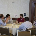 QUEST 2012 - Roundtables and Lunch27